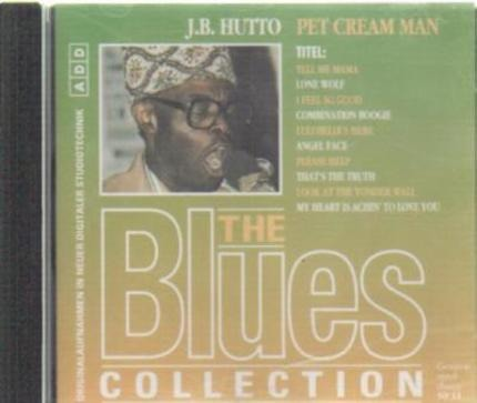 #<Artist:0x00007f412cdb5a50> - 37: J.B. Hutto - Pet Cream Man