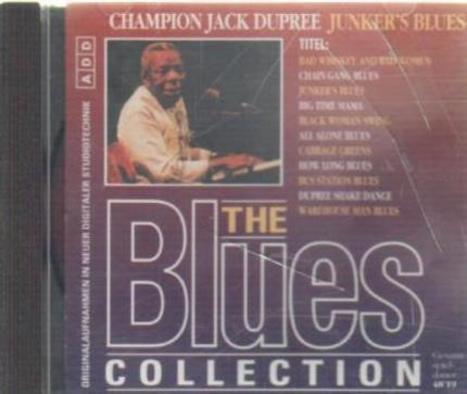 #<Artist:0x00007f91d583ee38> - 44: Champion Jack Dupree - Junker's Blues