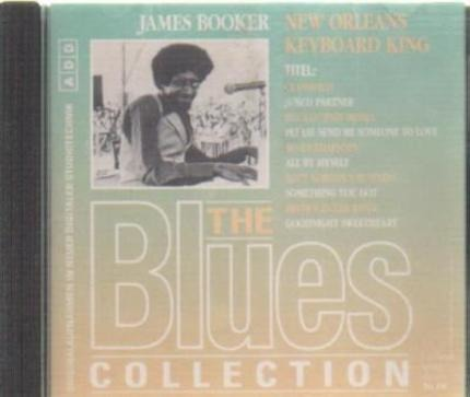 #<Artist:0x00007f410c143d00> - 58: James Booker - New Orleans Keyboard King