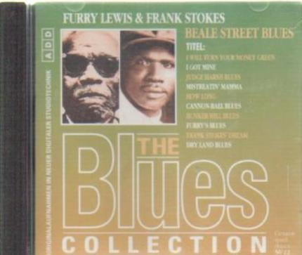 #<Artist:0x00007f412cc52708> - 61: Furry Lewis & Frank Stokes - Beale Street Blues
