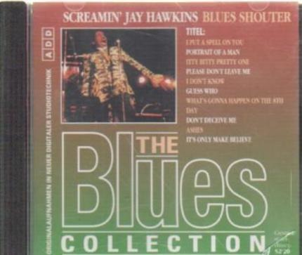 #<Artist:0x00007f410da530e8> - 62: Screamin' Jay Hawkins - Blues Shouter