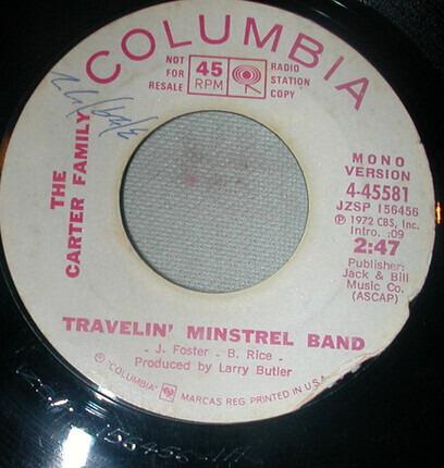 #<Artist:0x0000000008beeaa8> - Travelin' Minstrel Band
