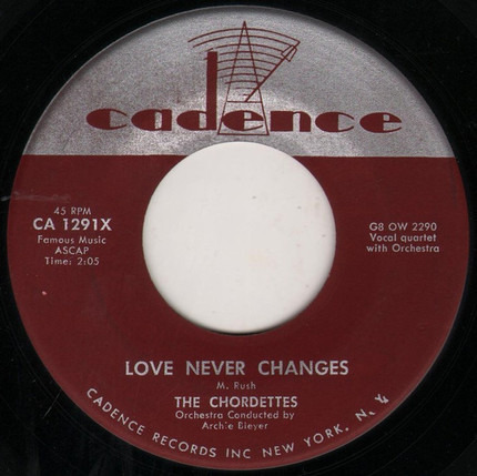 #<Artist:0x00007f60e1139e00> - Born To Be With You / Love Never Changes