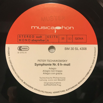 #<Artist:0x00007fcee1455440> - Symphonie Nr. 6