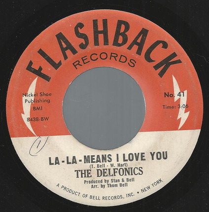 #<Artist:0x00007f410e22a8c0> - La-La Means I Love You / Can't Get Over Losing You