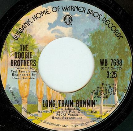 #<Artist:0x00007fcee289e208> - Long Train Runnin'