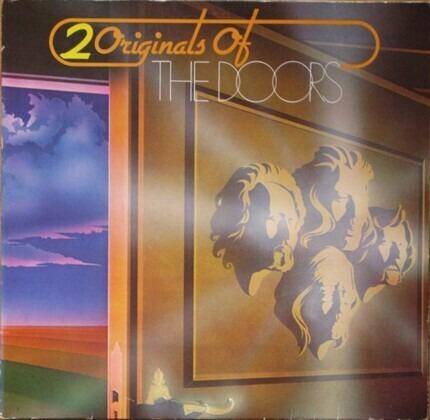 #<Artist:0x00007f2c65888c98> - 2 Originals Of The Doors: The Doors / Strange Days