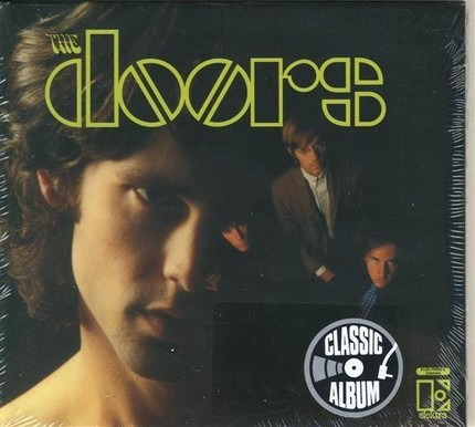 #<Artist:0x00007f410e476a20> - The Doors