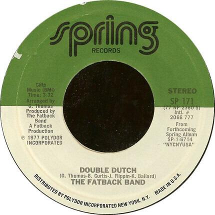 #<Artist:0x00007fcec1983e00> - Double Dutch