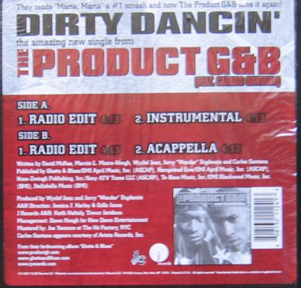 #<Artist:0x00007f0a9955a3c0> - dirty dancin'