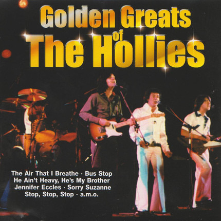 #<Artist:0x0000000007c125a8> - Golden Greats Of The Hollies