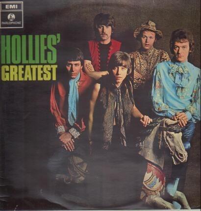 #<Artist:0x00007f137b9d7980> - Hollies' Greatest