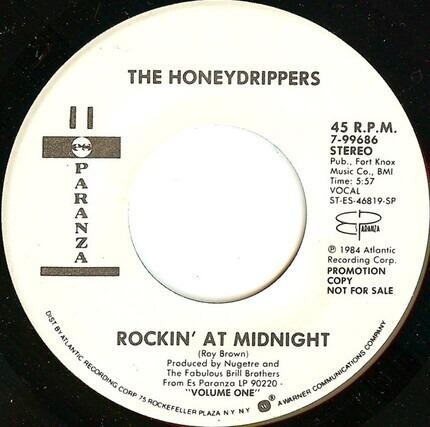 #<Artist:0x00007fcec183bc00> - Rockin' At Midnight