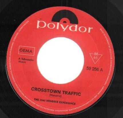 #<Artist:0x00007f7e0453d5c0> - Crosstown Traffic / Gypsy Eyes