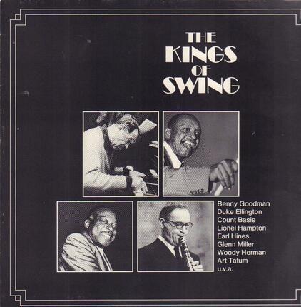 #<Artist:0x00007fd93934b830> - The Kings of Swing