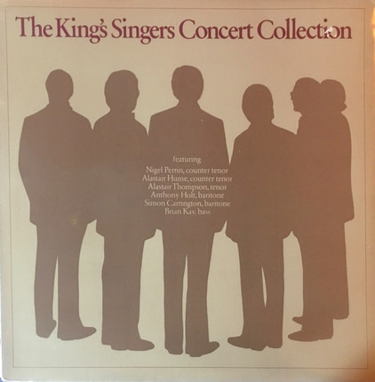 #<Artist:0x00007f905c7c0030> - The King's Singers Concert Collection