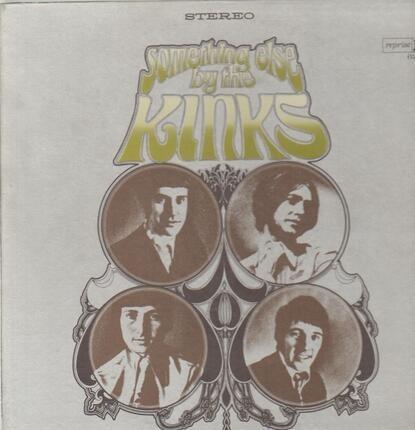 #<Artist:0x00007ff4e14f56e0> - Something Else by the Kinks