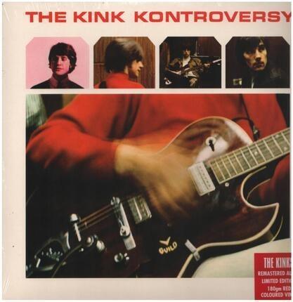 #<Artist:0x00007fcee1d2b7e0> - The Kink Kontroversy