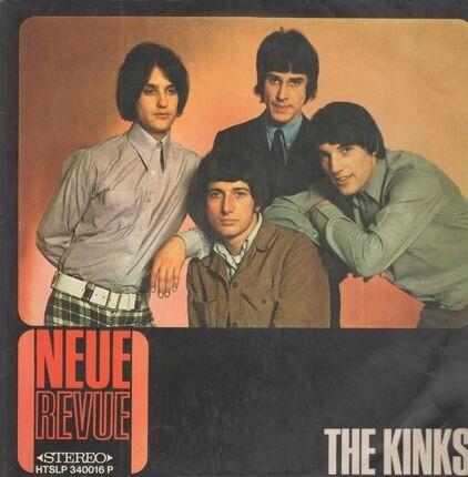 #<Artist:0x00007f76211139f8> - The Kinks (Neue Revue)