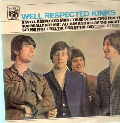 #<Artist:0x00007fd9b0e487c0> - Well Respected Kinks