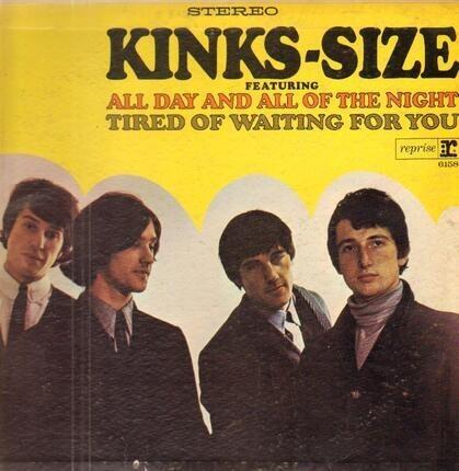 #<Artist:0x00007f4d1d982d00> - Kinks-Size