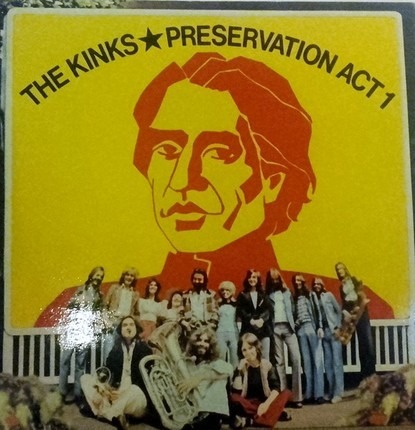 #<Artist:0x00000000098081b8> - Preservation: Act 1