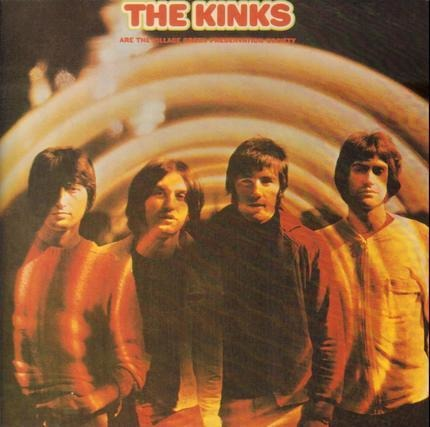 #<Artist:0x00007fd43ef7b0b0> - The Kinks Are The Village Green Preservation Society