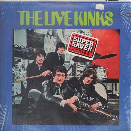 #<Artist:0x00007ff1588cb058> - The Live Kinks