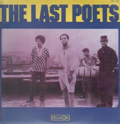 #<Artist:0x00007fbd3919dab8> - The Last Poets