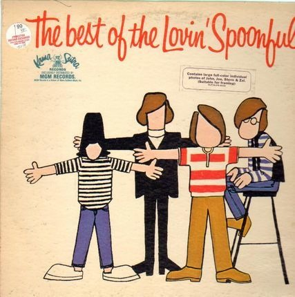 #<Artist:0x00007fcee1a58568> - The Best Of The Lovin' Spoonful