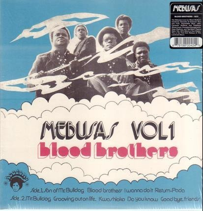 #<Artist:0x00007fe022a37668> - Mebusas Vol 1 - Blood Brothers