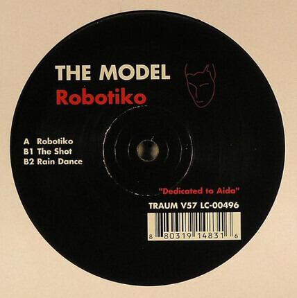 #<Artist:0x00007f4ae470f6a8> - ROBOTIKO EP