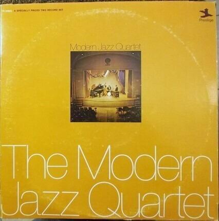 #<Artist:0x00007fcf854cef58> - Modern Jazz Quartet