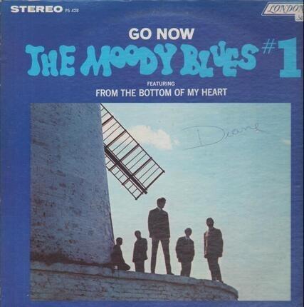 #<Artist:0x00007fc20a15b6b0> - Go Now - Moody Blues #1