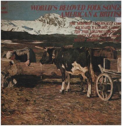 #<Artist:0x00007fd468541638> - World's Beloved Folk Songs - American & British