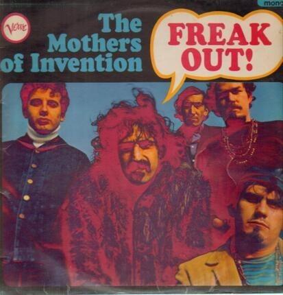 #<Artist:0x00007f1f3137bf48> - Freak Out!