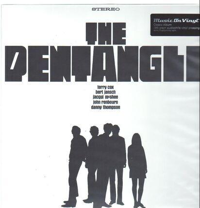 #<Artist:0x00007f740efaf440> - The Pentangle