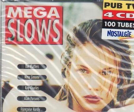 #<Artist:0x00007f04992e49e8> - Mega Slows