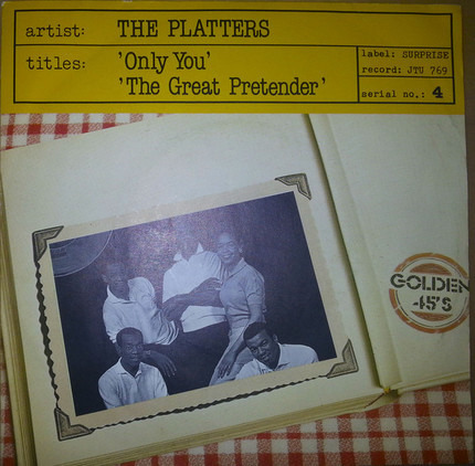 #<Artist:0x00007fcee1a12630> - Only You / The Great Pretender