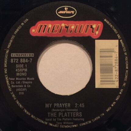 #<Artist:0x00007fcee15cc350> - My Prayer / (You've Got) The Magic Touch