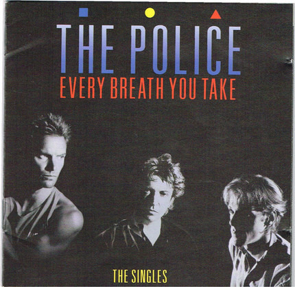 #<Artist:0x00007f412f6ed918> - Every Breath You Take (The Singles)