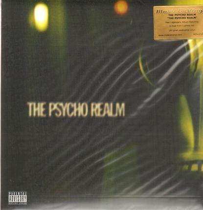 #<Artist:0x00007f64be14bd18> - The Psycho Realm