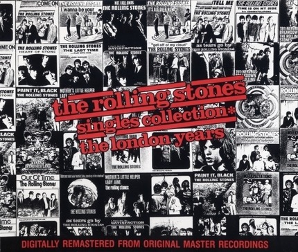 #<Artist:0x00007f7e097f3c88> - Singles Collection - The London Years