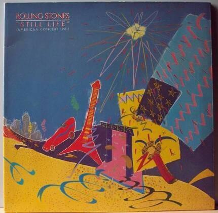 #<Artist:0x00007fedd3d430a0> - Still Life (American Concert 1981)