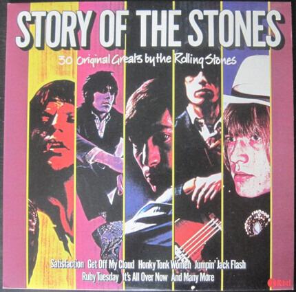 #<Artist:0x00007f0f2e9564f8> - Story Of The Stones