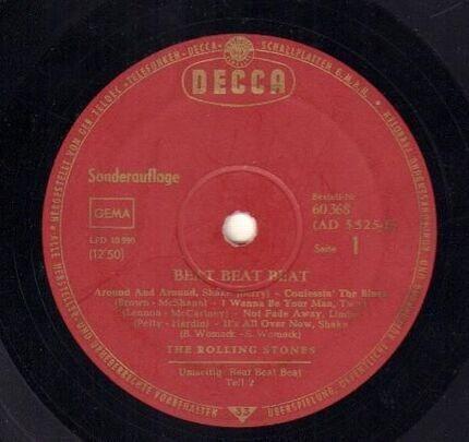 #<Artist:0x00007f7504059e68> - Beat Beat Beat