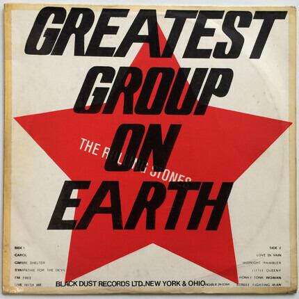 #<Artist:0x00007fd9dee54650> - Greatest Group On Earth
