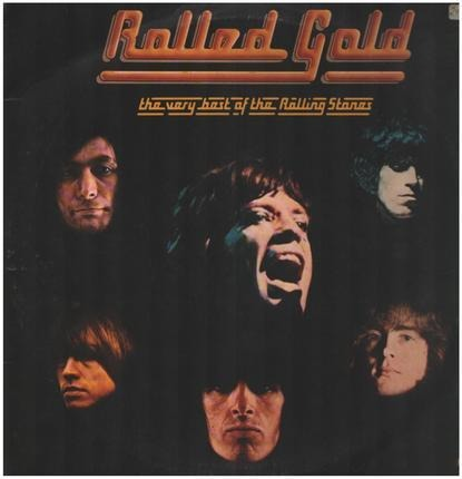 #<Artist:0x00007f7575ac4300> - Rolled Gold - The Very Best Of The Rolling Stones