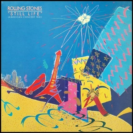 #<Artist:0x00007f4ce86a9c30> - Still Life (American Concert 1981)