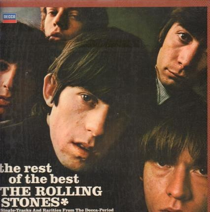 #<Artist:0x00000000098ee758> - The Rolling Stones Story - Part 2: The Rest Of The Best